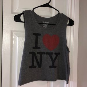 American Eagle Outfitters I ❤️ NY Muscle Tank